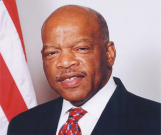 Interview with Congressman John Lewis